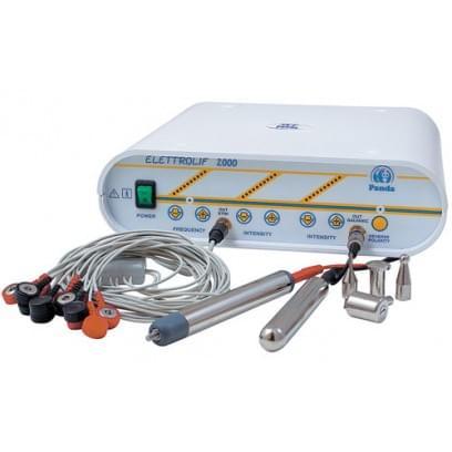 Decomedical Dec 15 Аппарат для миостимуляции лица с модулем гальваники