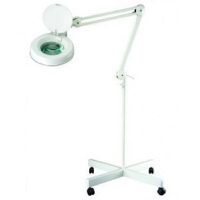Лампа лупа 3х на штативе комплект
