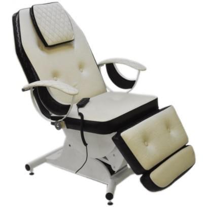 Кресло косметологическое, кушетка Надин 2 электромотора